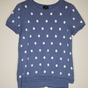 Limited short sleeved sweater